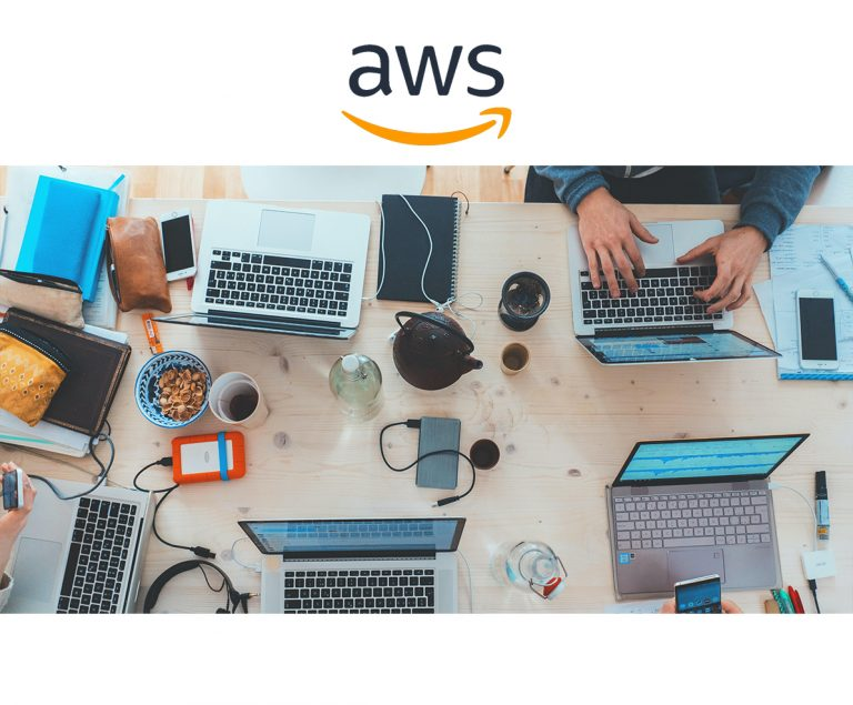 Receive up to $5K in Amazon Web Services credits.