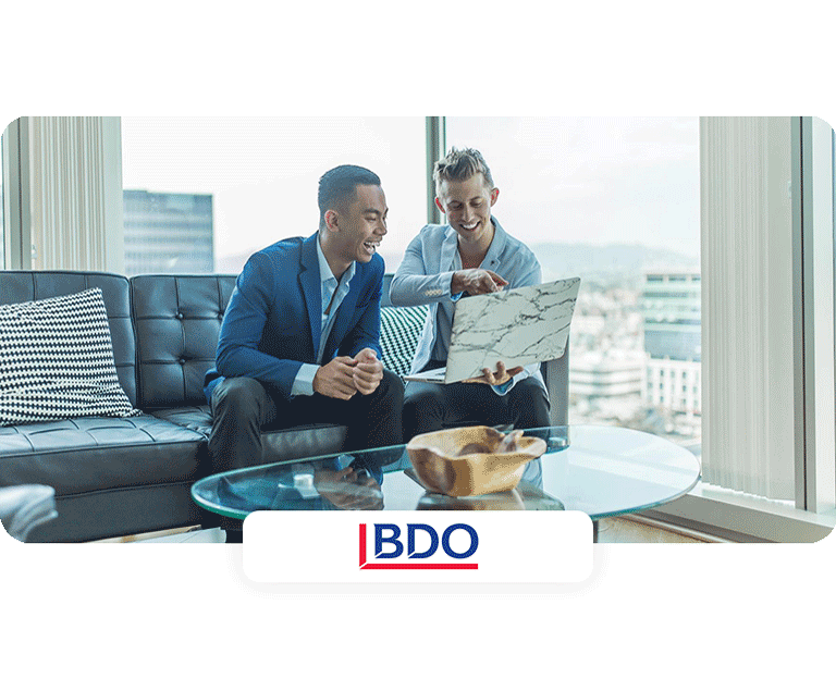 Receive two hours of free consultancy and preferred rate for services with BDO Luxembourg!
