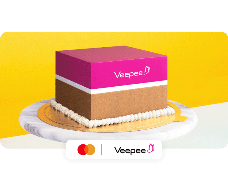 Enjoy a €10 discount on Veepee with your Mastercard!